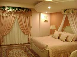 Wedding Bedroom Decorations Modern Bedroom Decoration For First Night Bedroom Decor