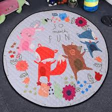 full size of kids room round pink color faux fur rug for girls room girls