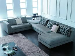 contemporary sectional couch  the holland  choose your favorite