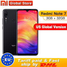 US Global Version <b>Xiaomi Redmi Note</b> 7 3GB <b>32GB</b> Smartphone ...