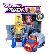 Đồ chơi mô hình robot xe biến hình siêu ngầu cho bé trai trên 1 tuổi -  338C- dokhuyenmaigiatot
