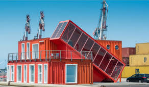 Shipping Container Upcycling Of Shipping Containers