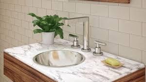 Unbelievable Round Undermount Bathroom Sink Modern House Cool 10 7 8