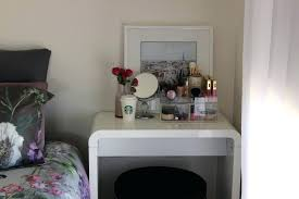 table with mirror makeup vanity table with storage vanity set with mirror and stool makeup table