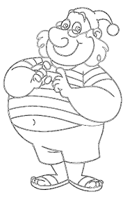 Smee Happy Peter Pan Coloring Pages Pinterest Kids Net Coloring Pages Peter The Rock L