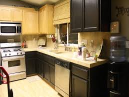 full size of kitchen design updating 80 s oak cabinets painted oak cabinets before and after