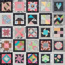 What can you do with quilt blocks—but no quilt pattern? Play, play ... & Fun quilt blocks from the book 25 Patchwork Quilt Blocks Volume 2 by Katy  Jones Adamdwight.com