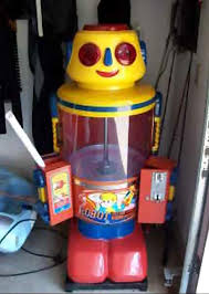 Robot Cotton Candy Vending Machine Beauteous Cotton Candy Robot By Target International Holdings Ltd The Old
