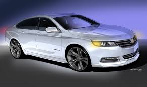 New Chevy Impala Design 2014 Chevrolet Urban Cool Impala Concept News And Information