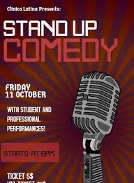 Clinica Latina <b>Stand Up</b> Comedy Night @ Savannah River Brewing ...