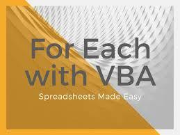 Vba Archives Spreadsheets Made Easy