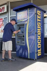 Blockbuster Vending Machines Interesting Blockbuster Now Offers Rentals Through Kiosks News Newsadvance