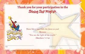 Vbs Certificate Template Free Printable Vbs Certificates Templates Garden Star