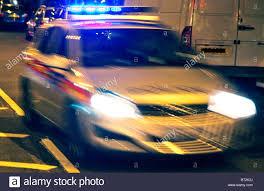 Police Car Lights Uk Police Car Lights Uk Stock Photos Police Car Lights Uk
