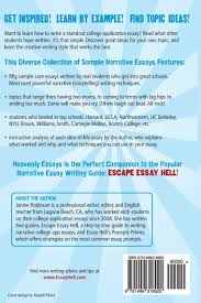 heavenly essays narrative college application essays that  heavenly essays 50 narrative college application essays that worked janine w robinson 9781499318920 amazon com books
