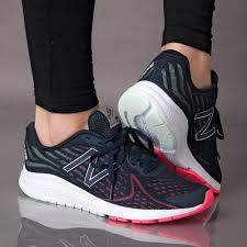 new balance vazee rush. womens new balance vazee rush wrushbp2 running shoes in black pink - uk 4 t