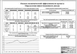 Обоснование реализации проекта по строительству аквапарка диплом  9 Определение инвестиционного дохода