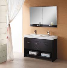 ideas bathroom sink cabinet drawers narrow