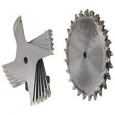 circular saw blades. forrest 8\u0027\u0027 deluxe dado king circular saw blades a