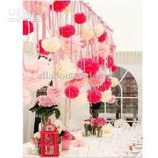 Decorative Tissue Paper Balls Simple 32 Colorful Tissue Paper Flower Ball Tissue Paper Pom Poms 32