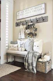 Note: When making things like my entry area, add things I can change out  for the seasons and decorations Autumn's in the Air Fall Home Tour  The  Grace ...