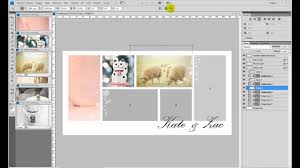Collage Template Collage Template Tutorial Photoshop By Neus Designs YouTube 23