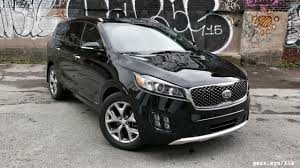 2017 Kia Sorento in 7 passenger SUV showdown with Toyota, Honda ...