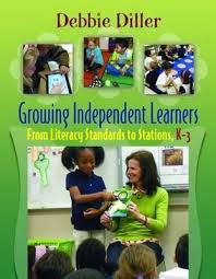 Growing Independent Learners Debbie Diller 9781571109125