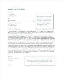 Proper Letter Format Personal Letter Format Example Correct Proper Spacing How To Write A Personal