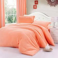 105 best Beautiful bedding images on Pinterest   Bedding ... & Bedding set quilt cover hometextile Solid color thickening coral fleece pcs  set bedding coral fleece duvet Adamdwight.com