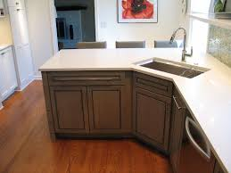 Kitchen Corner Base Cabinets Picturesque Corner Kitchen Sink Base Cabinet For Landscape Decor