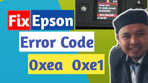 how to fix epson printer error code 0xea easy fix - YouTube