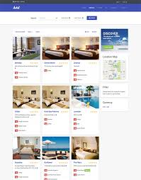 Travel Templates Ja Hotel Responsive Joomla Hotel Travel Template Joomla