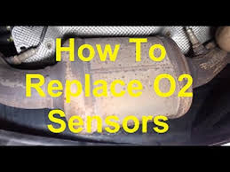 how to replace oxygen o sensors on your car