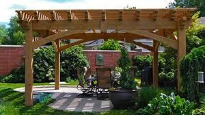 Small Picture pergolas free pergola designs for patios patio arbors designs