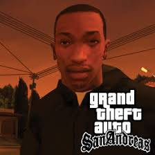 1. Carl Johnson - Grand Theft Auto: San Andreas