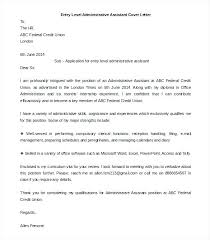Admin Assistant Cover Letter Examples Administrative Cover Letter