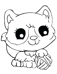 coloring pages kitty cat coloring book best pages images on books kitten cute color