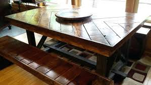 pallet kitchen table recycled furniture dining old87 old