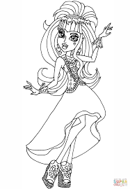monster high coloring pages draculaura. Contemporary Draculaura Click The Draculaura 13 Wishes Coloring Pages  For Monster High Coloring Pages A