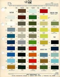 Permoglaze Paint Colour Chart Paint Colour Charts Online Charts Collection