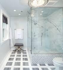 carrera marble bathroom traditional with bianco venatino honed ...