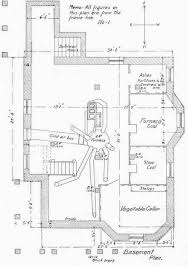 floor and framing plans for w a sylvester s house 67