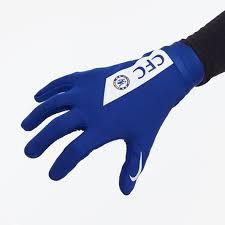 ~ cesar azpilicueta on chelsea fc ~. Nike Chelsea Fc Academy Hyperwarm Gloves Mens Replica Gloves Rush Blue White White Pro Direct Soccer
