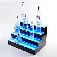 Illuminated Display Stand Illuminated Wine Display StandLed Lighting Wine Display Base 1