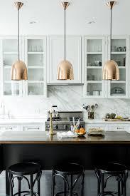 Copper Pendant Light Kitchen Copper Pendants Kitchen Lonny Simplified Bee