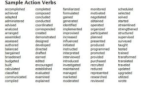 Collection List Of Strong Action Verbs Photos Daily Quotes About Love