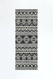 black and white aztec rug linear black black and white aztec outdoor rug black and white