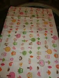 circo love n nature owls mushrooms trees etc 1 standard pillowcase