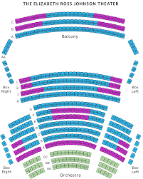 George Street Playhouse Seating Chart Seating Maps George Street Playhouse